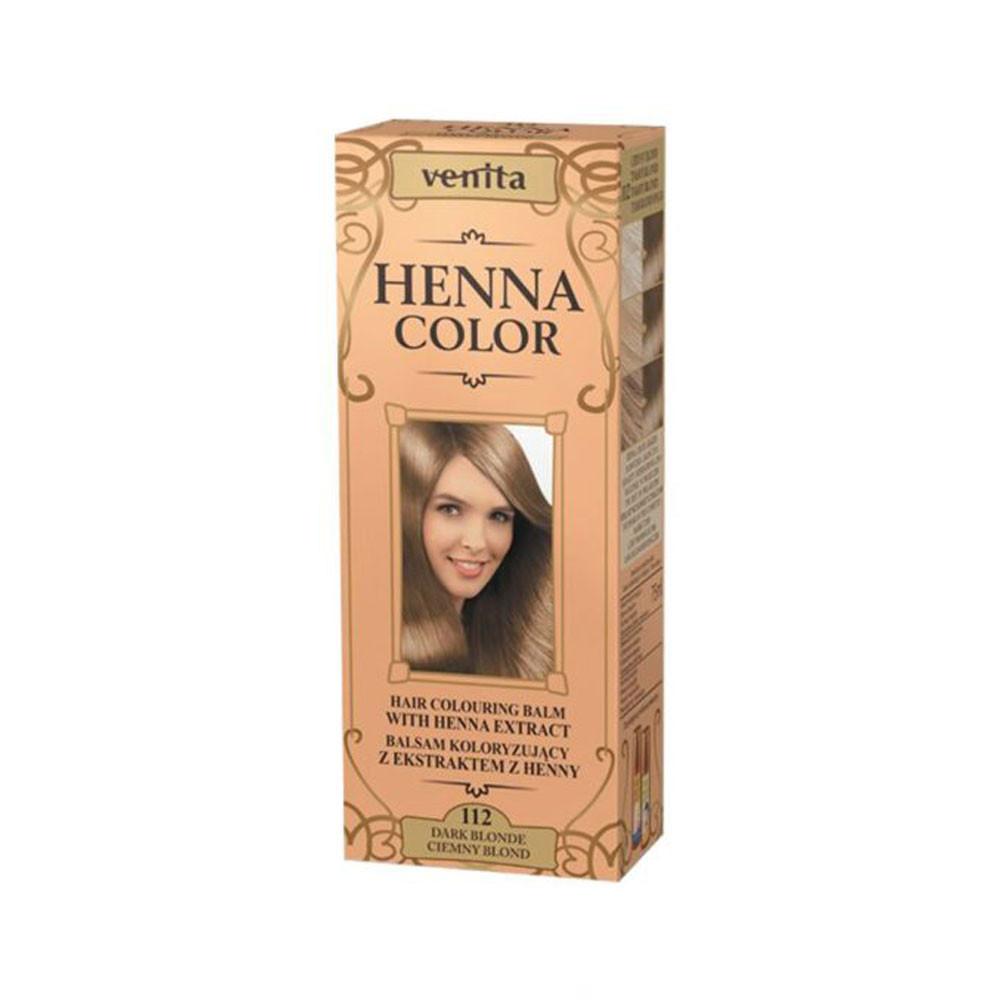 Venita HENNA COLOR NO112 Ξανθό Σκούρο